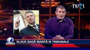 KLAUS BAGĂ MARFĂ-N TRIBUNALE
