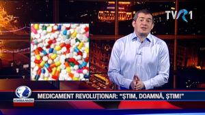 "MEDICAMENT REVOLUȚIONAR: ""ȘTIM, DOAMNĂ, ȘTIM!"""