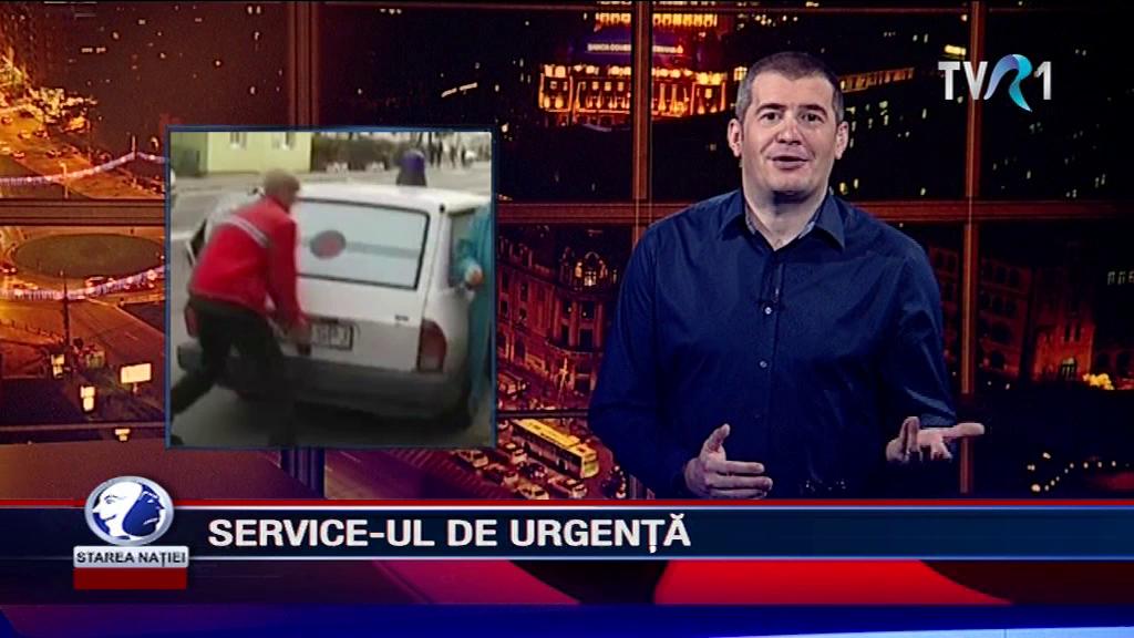 SERVICE-UL DE URGENȚĂ