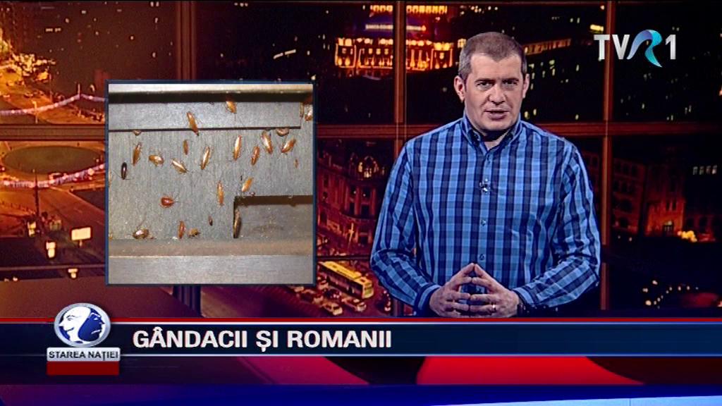 GÂNDACII ȘI ROMANII