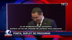 PONTA, SUFLET DE PROCUROR