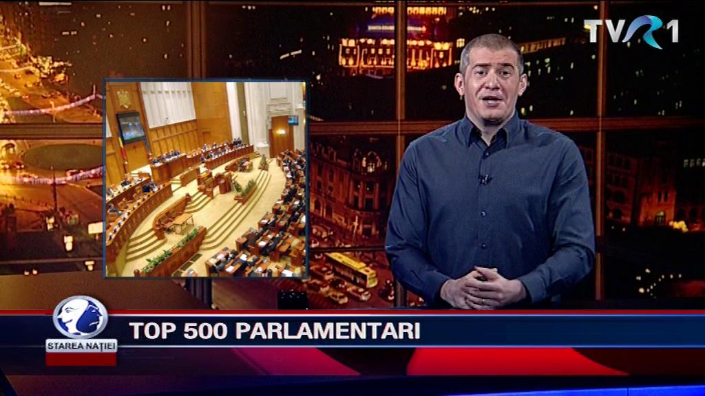 TOP 500 PARLAMENTARI