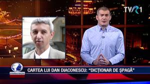 """CARTEA LUI DAN DIACONESCU: """"DICȚIONAR DE ȘPAGĂ"""""""
