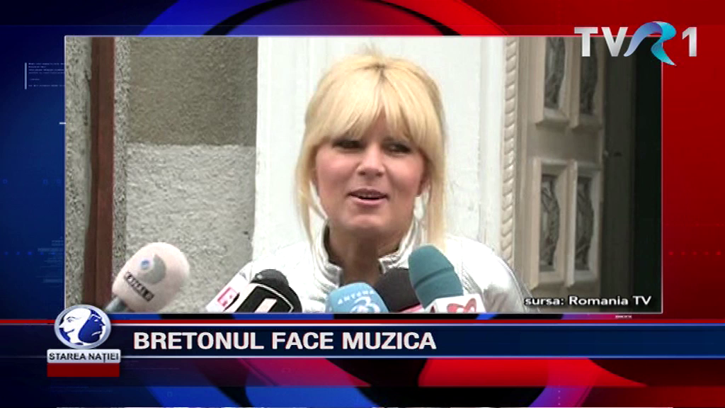 BRETONUL FACE MUZICA