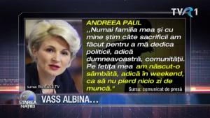 VASS ALBINA…