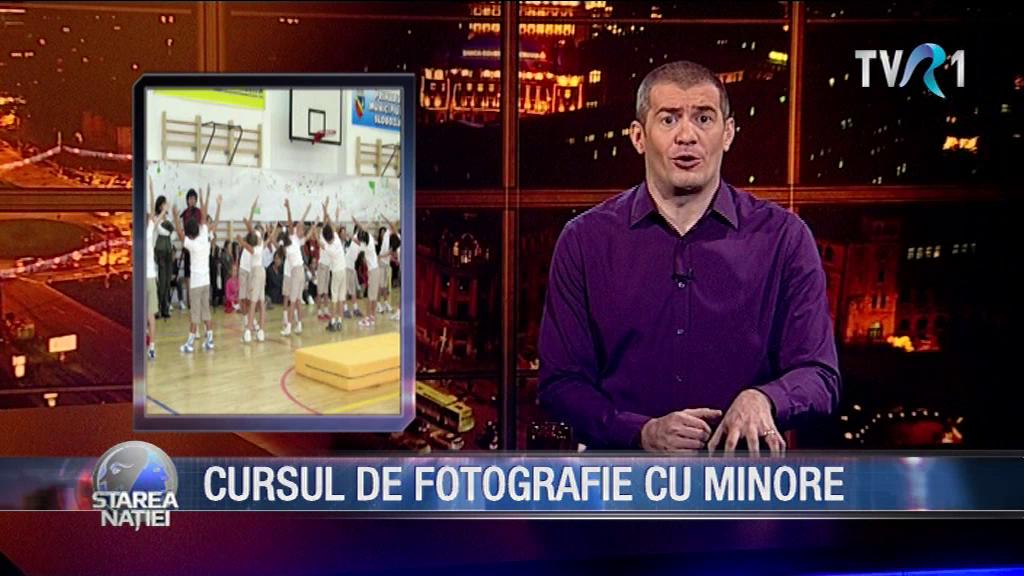 CURSUL DE FOTOGRAFIE CU MINORE