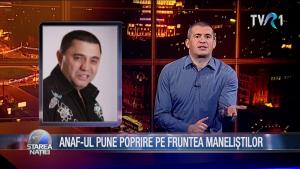 ANAF-UL PUNE POPRIRE PE FRUNTEA MANELIȘTILOR