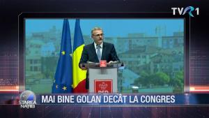 MAI BINE GOLAN DECÂT LA CONGRES