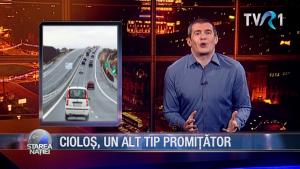 CIOLOȘ, UN ALT TIP PROMIȚĂTOR