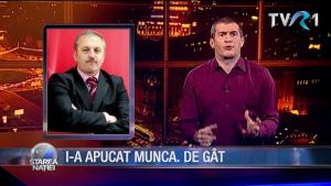 I-A APUCAT MUNCA. DE GÂT
