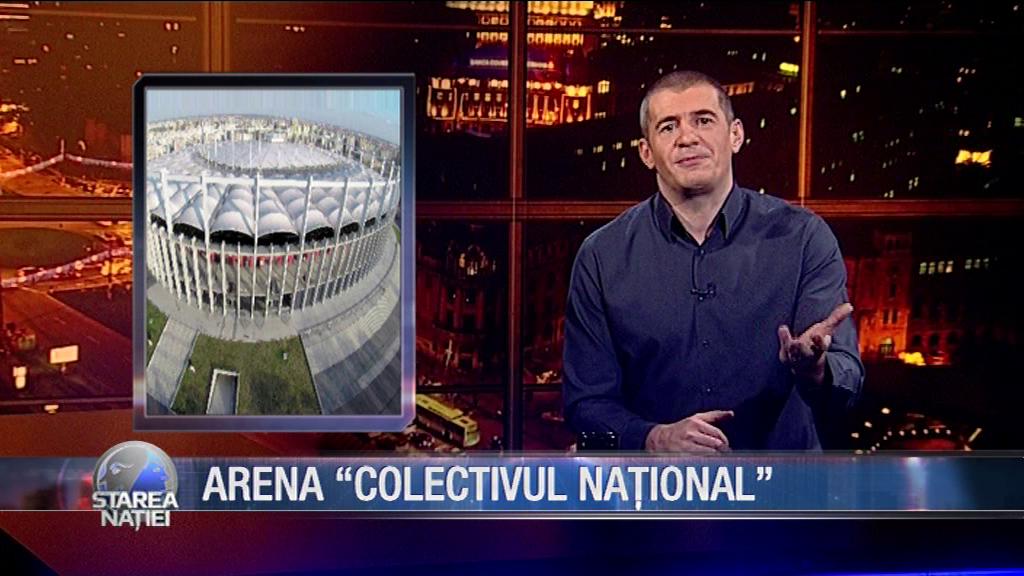 "ARENA ""COLECTIVUL NAȚIONAL"""