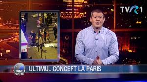 ULTIMUL CONCERT LA PARIS