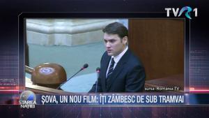ȘOVA, UN NOU FILM: ÎȚI ZÂMBESC DE SUB TRAMVAI