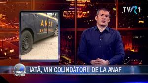 IATĂ VIN COLINDĂTORI. DE LA ANAF