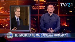 TEHNOCRAȚIA NU MAI SALVEAZĂ ROMÂNIA?