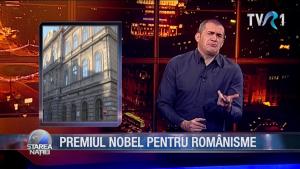 PREMIUL NOBEL PENTRU ROMÂNISME