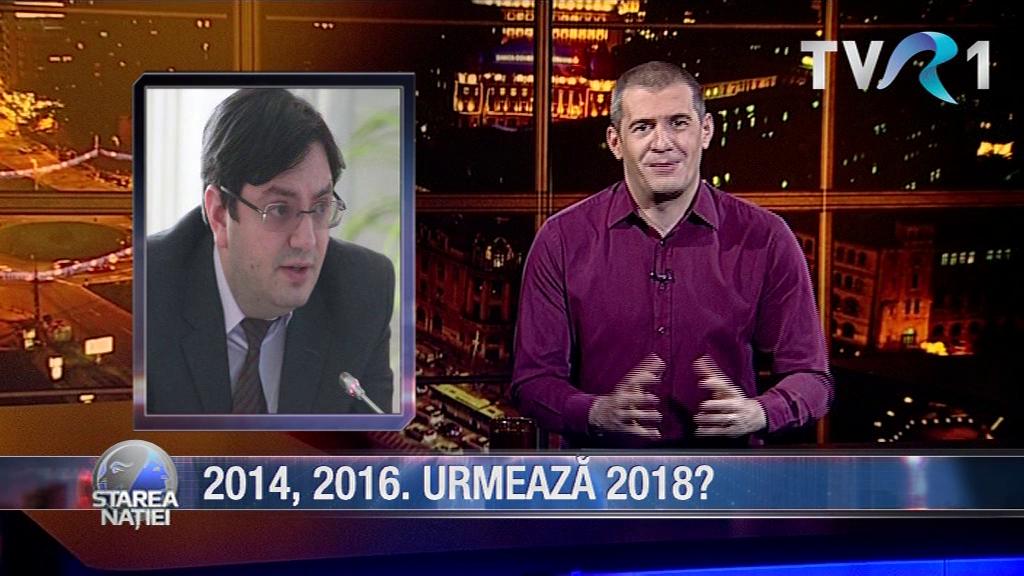 2014, 2016. URMEAZĂ 2018?