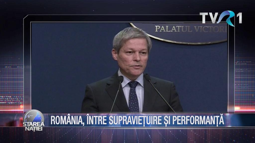 ROMÂNIA, ÎNTRE SUPRAVIEȚUIRE ȘI PERFORMANȚĂ