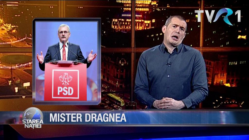 MISTER DRAGNEA