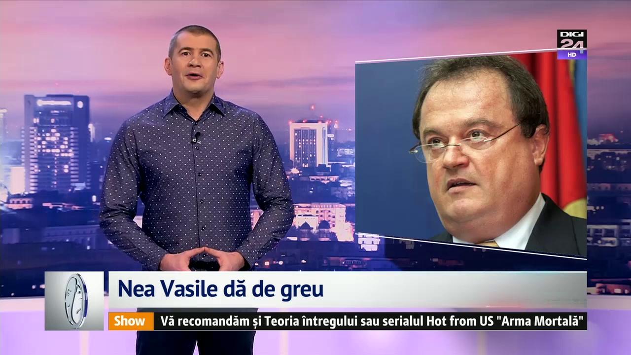 Nea Vasile dă de greu