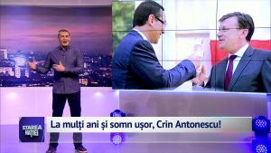 La mulți ani și somn ușor, Crin Antonescu