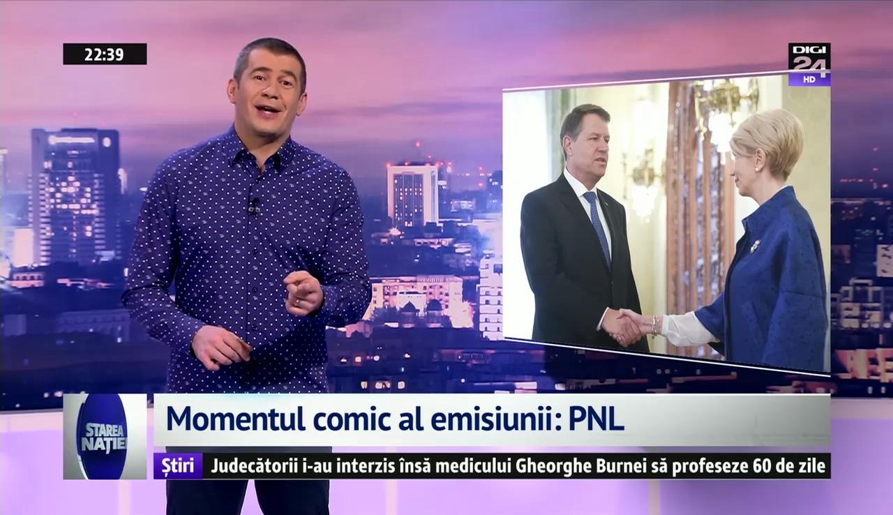 Momentul comic al emisiunii: PNL