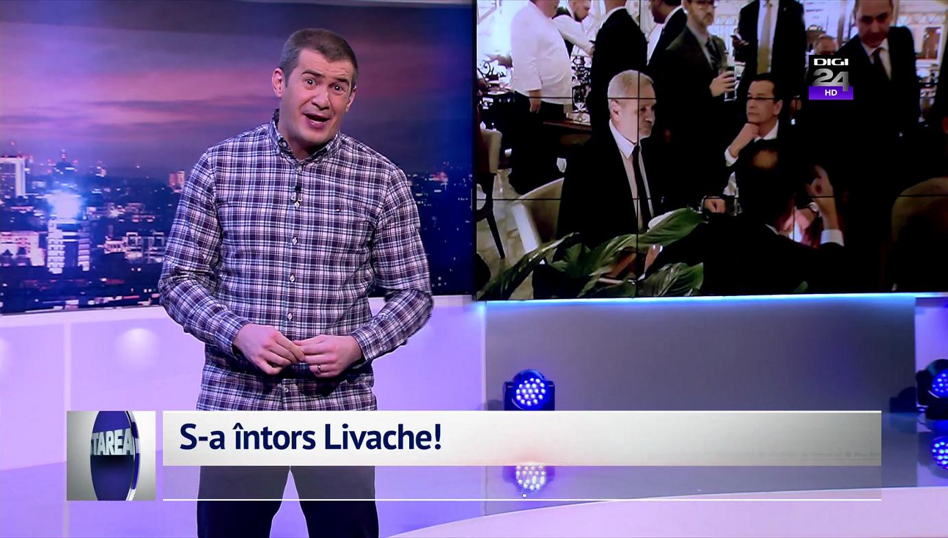 S-a întors Livache!