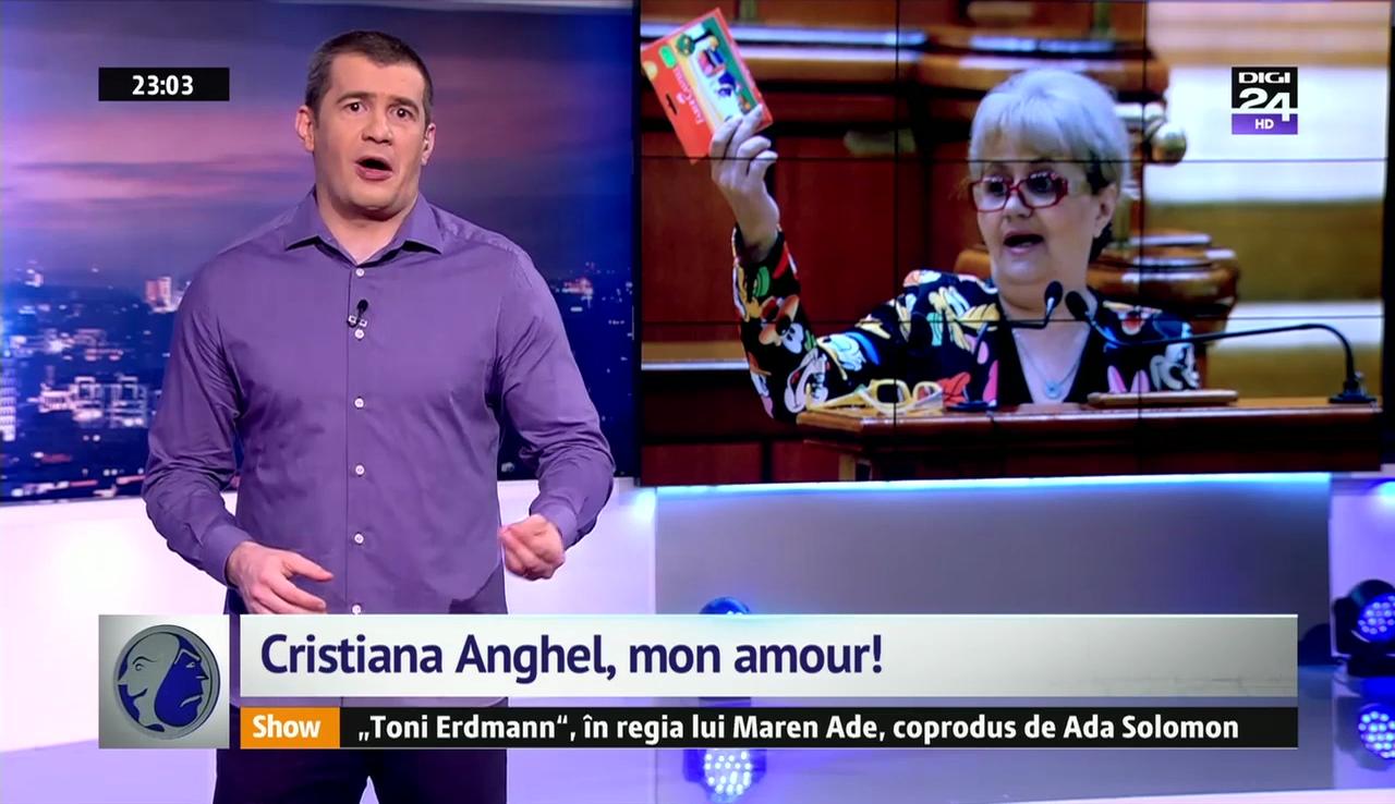 Cristiana Anghel, mon amour!