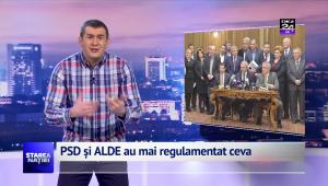 PSD și ALDE au mai regulamentat ceva