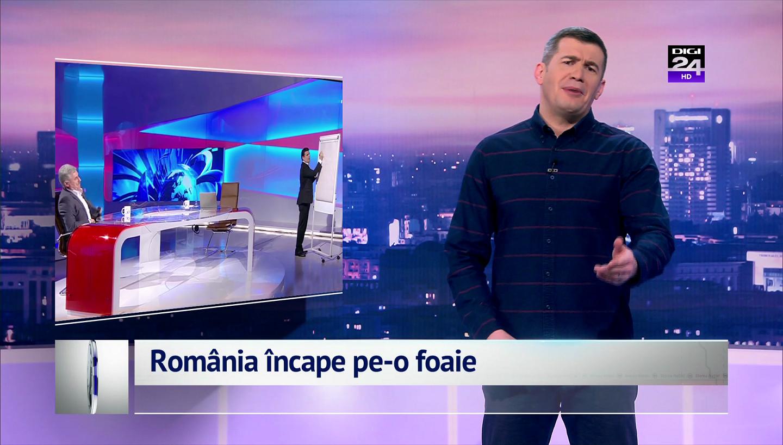 România încape pe-o foaie