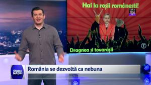 România se dezvoltă ca nebuna