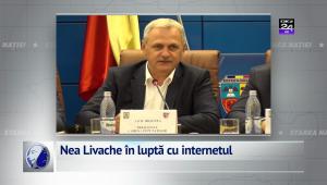 Nea Livache în luptă cu internetul