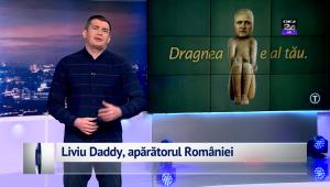 Liviu Daddy, apărătorul României