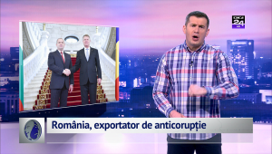 România, exportator de anticorupție