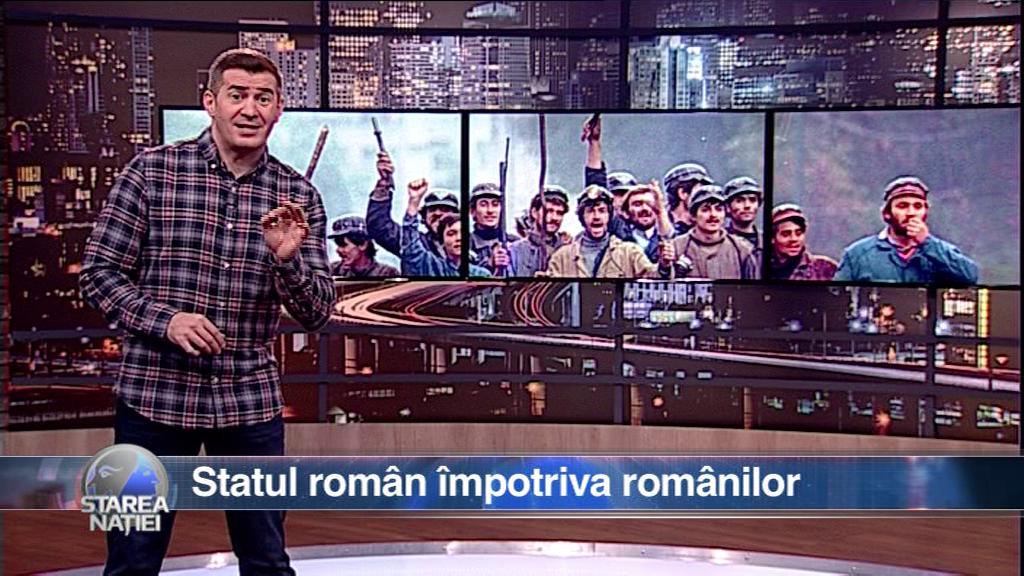 Statul român împotriva românilor