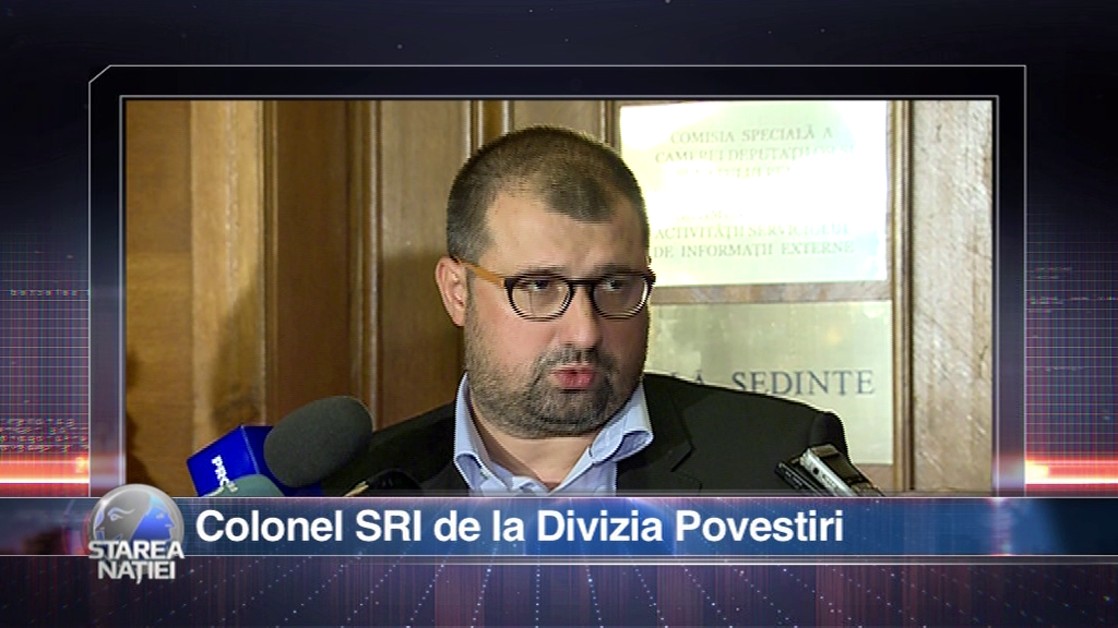 Colonel SRI de la Divizia Povestiri