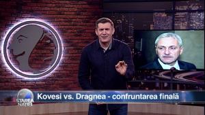 Kovesi vs. Dragnea - confruntarea finală