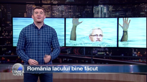România lacului bine făcut