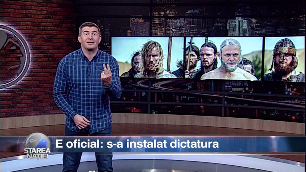 E oficial: s-a instalat dictatura