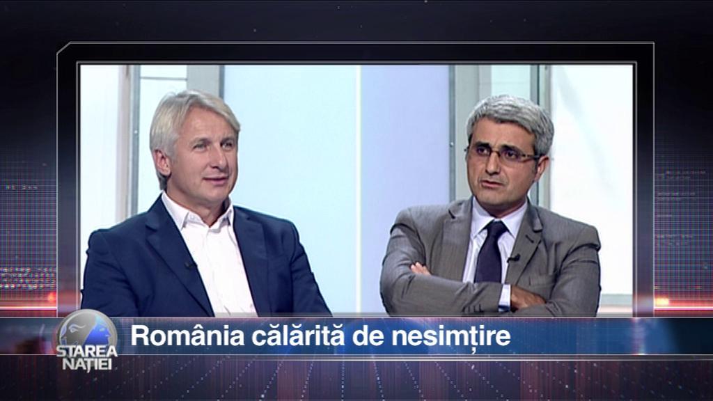 România călărită de nesimțire