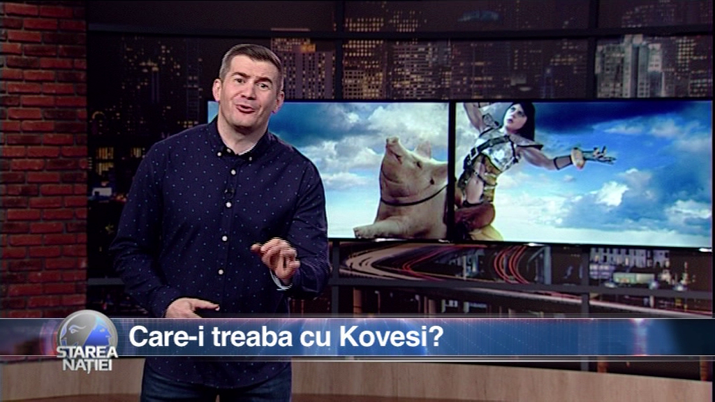 Care-i treaba cu Kovesi?