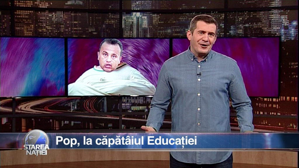 Pop la căpătâiul Educației