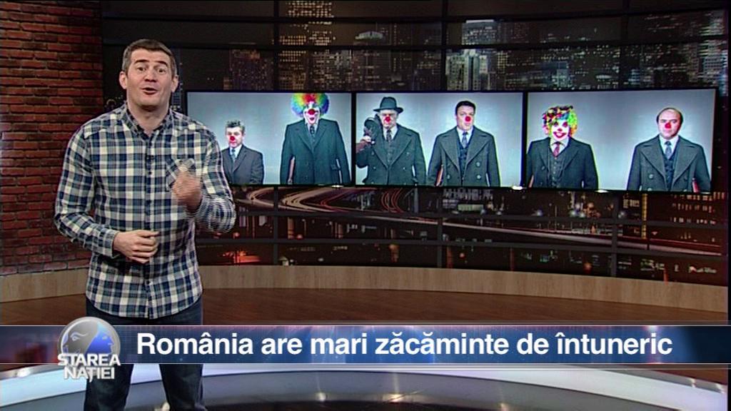 România are mari zăcăminte de întuneric