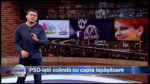 PSD-iștii colindă cu capra ispășitoare