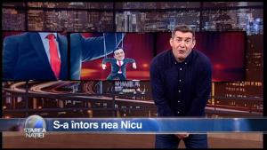 S-a întors nea Nicu