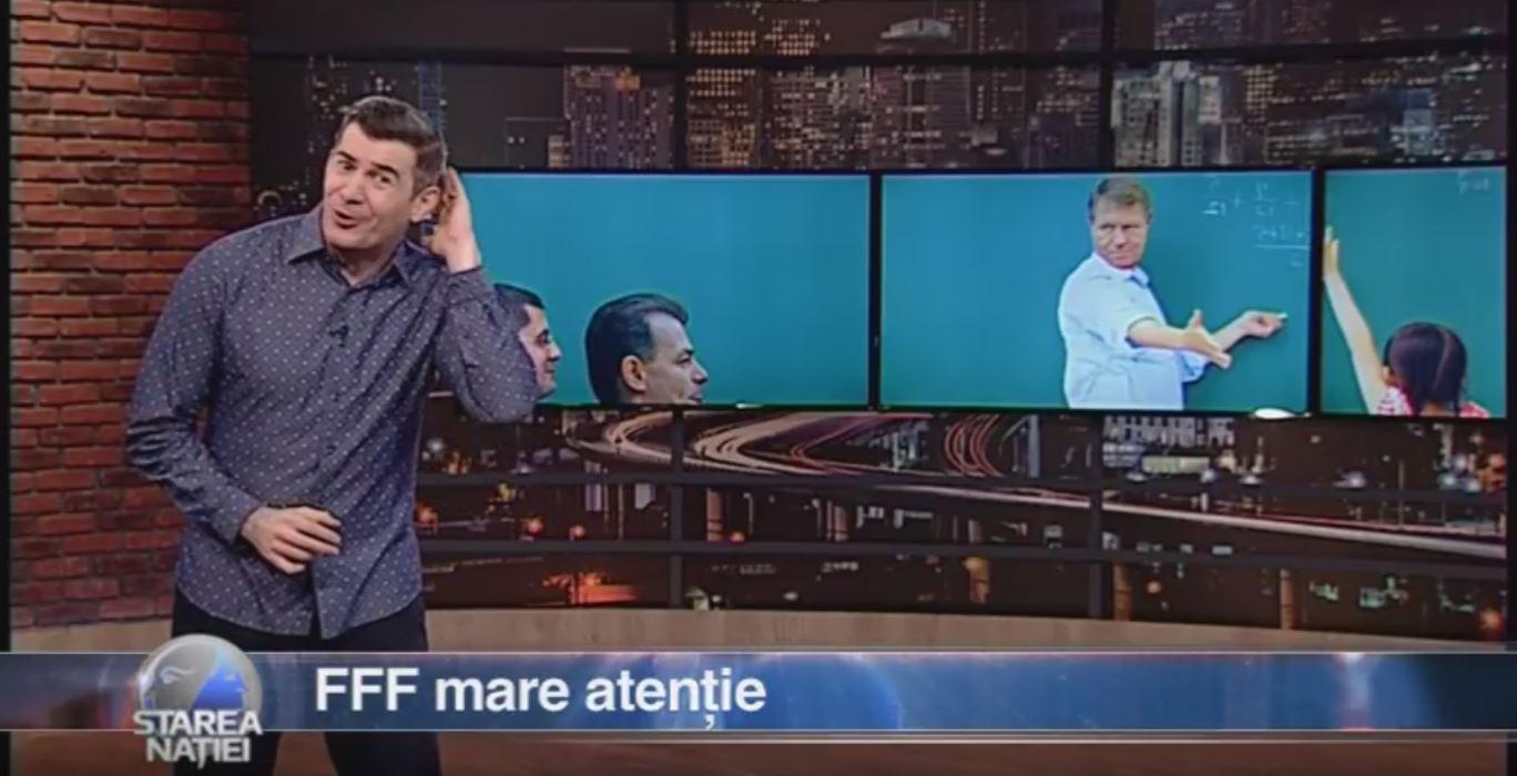 FFF mare atenție