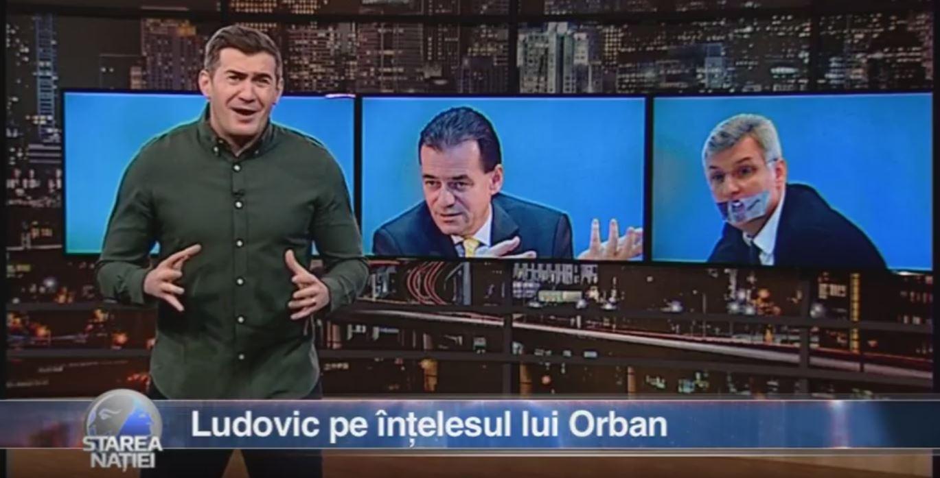 Ludovic pe înțelesul lui Orban