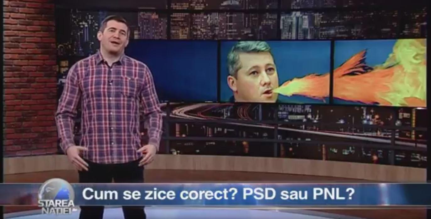 Cum se zice corect? PSD sau PNL?