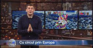 Cu circul prin Europa