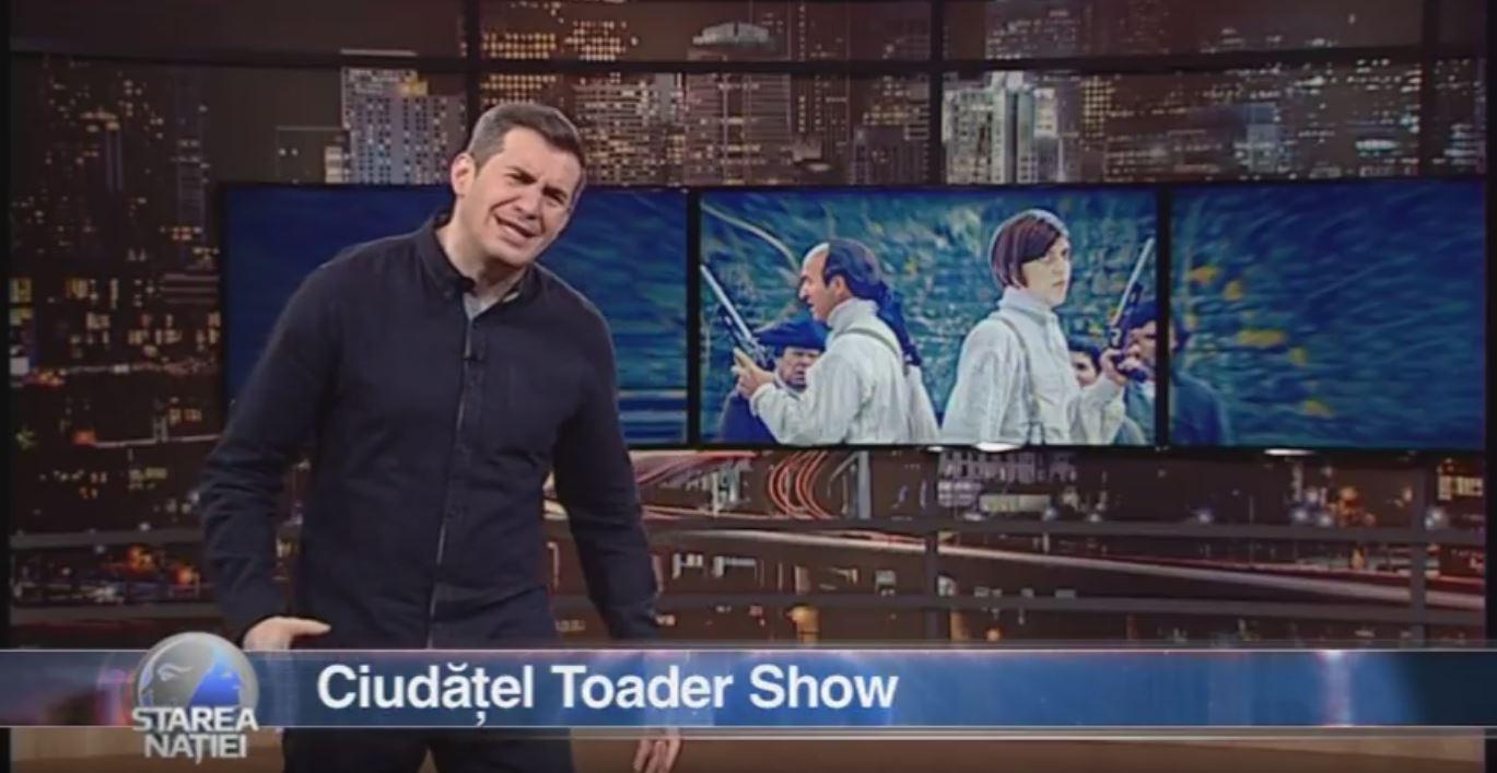 Ciudățel Toader Show